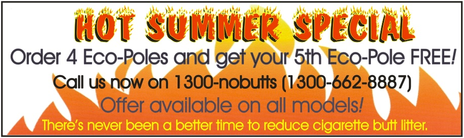 Hot Summer Specials for Biz