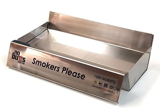 Smokers Tray with Windguard