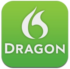 Dragon Dictation turns your speech into text! Download it here.