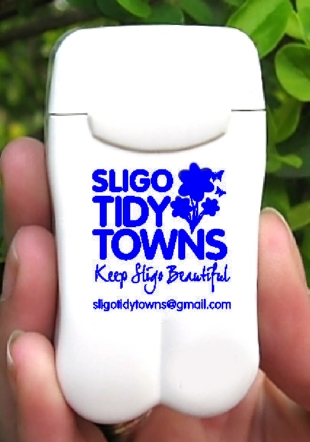 Sligo Tidy Towns Ireland Personal Ashtrays