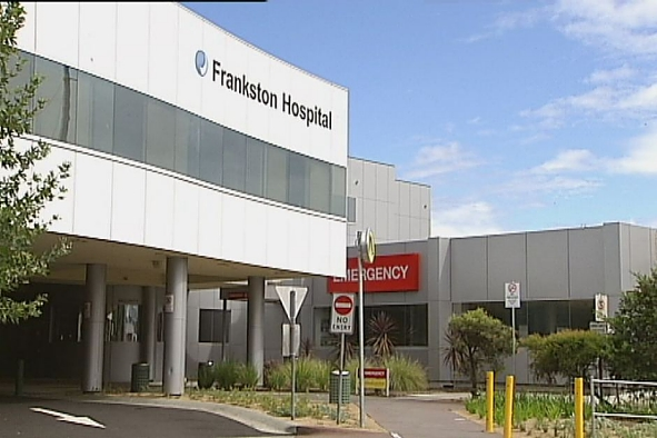 Peninsula Health Frankston Hospital is distributing 
