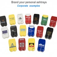 Personal Ashtrays Branded Corporate
