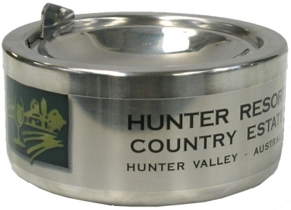 Hunter Resort Windproof Ashtray