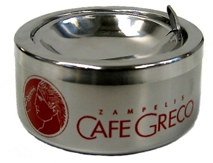 Cafe Greco - Windproof Ashtray