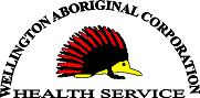 Wellington Aboriginal Corporation Health Services logo