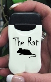 The Rat's new Personal Ashtrays from No BuTTs