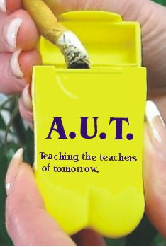 AUT - Mini-Butt Personal Ashtray