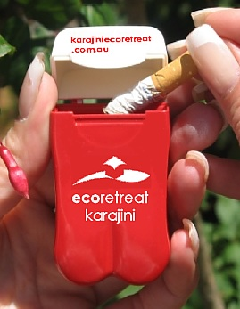 Over 500 Hotels & Resorts now provide complimentary Personal Ashtrays to their guests