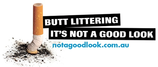 Butt Free's Not A Good Look Campaign