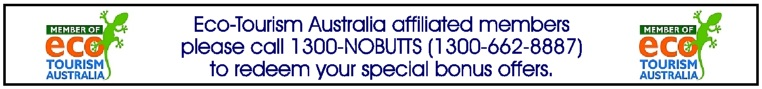Eco-Tourism Australia Special Offer